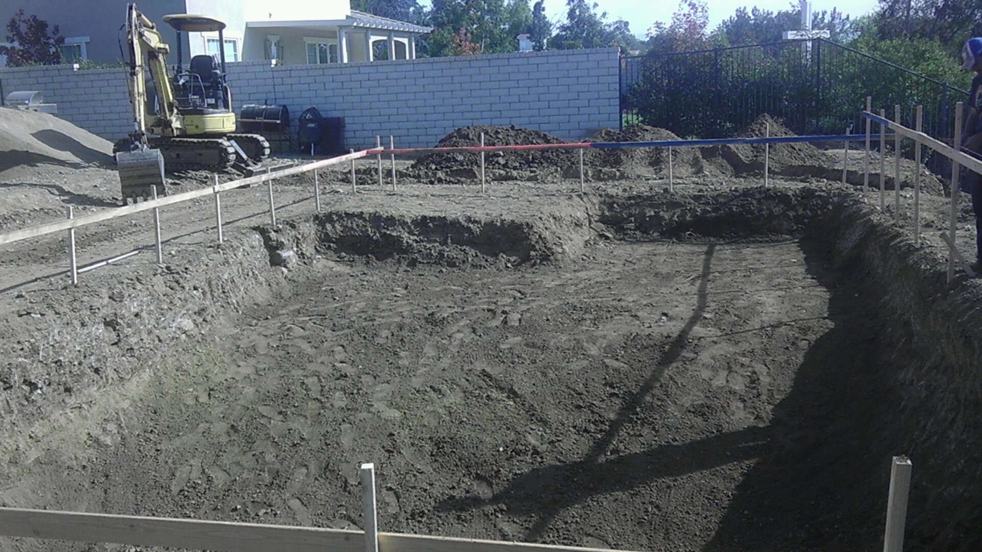 Socal Pool Construction Swimming Pool Excavation